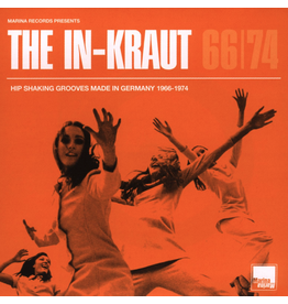 Marina Records Various - The In Kraut Vol 1 - Hip Shaking Grooves Made In Germany 1966-1974