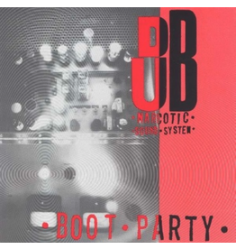 Glass Modern Dub Narcotic Sound System - Boot Party (LRS 2021)