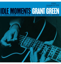 Blue Note Grant Green - Idle Moments