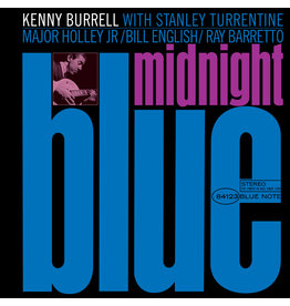 Blue Note Kenny Burrell - Midnight Blue