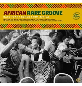 Wagram Music Various - African Rare Groove