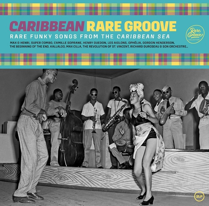 Wagram Music Various - Caribbean Rare Groove