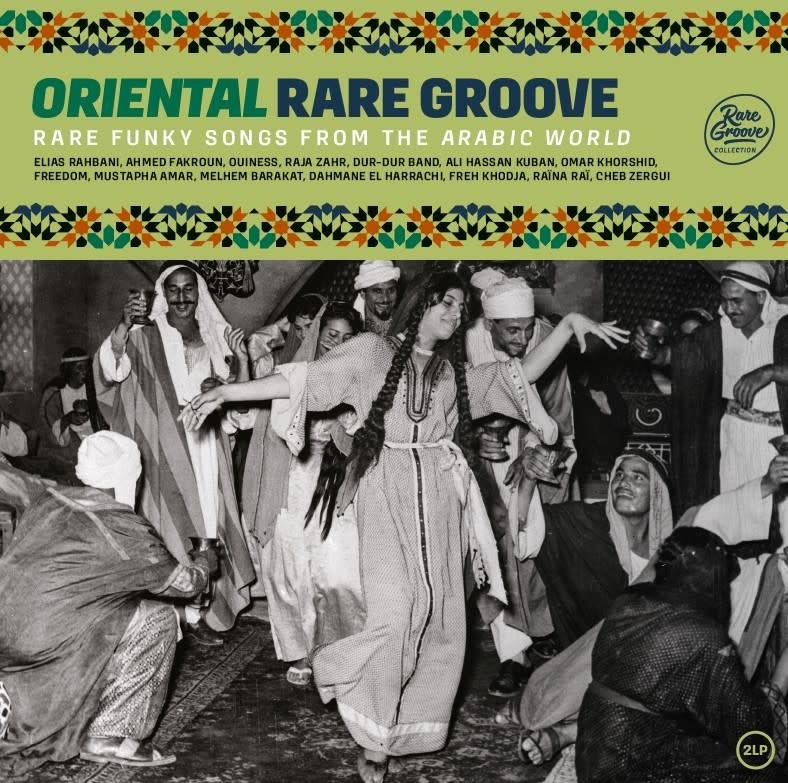 Wagram Music Various - Oriental Rare Groove