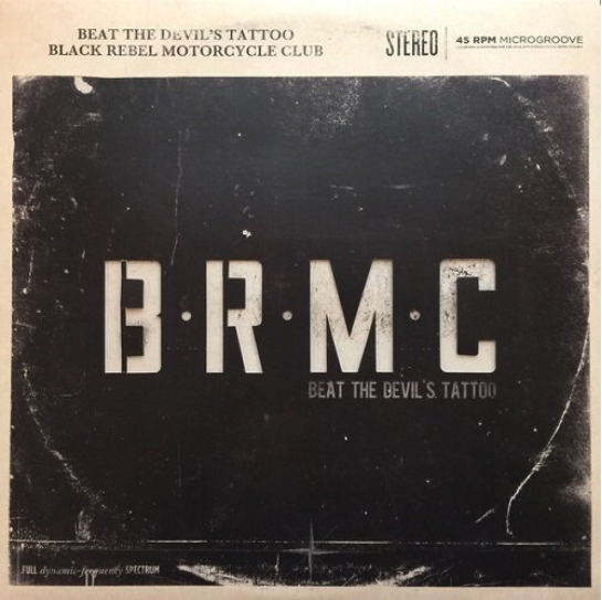 Abstract Dragon Black Rebel Motorcycle Club - Beat The Devil's Tattoo (LRS 2021)
