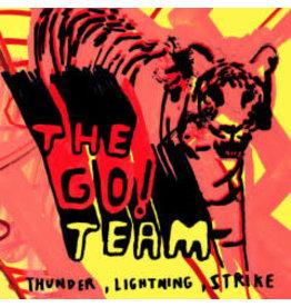 Memphis Industries The Go! Team - Thunder, Lightning, Strike (LRS 2021)