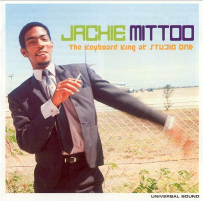 Soul Jazz Records Jackie Mittoo - The Keyboard King (LRS 2021)