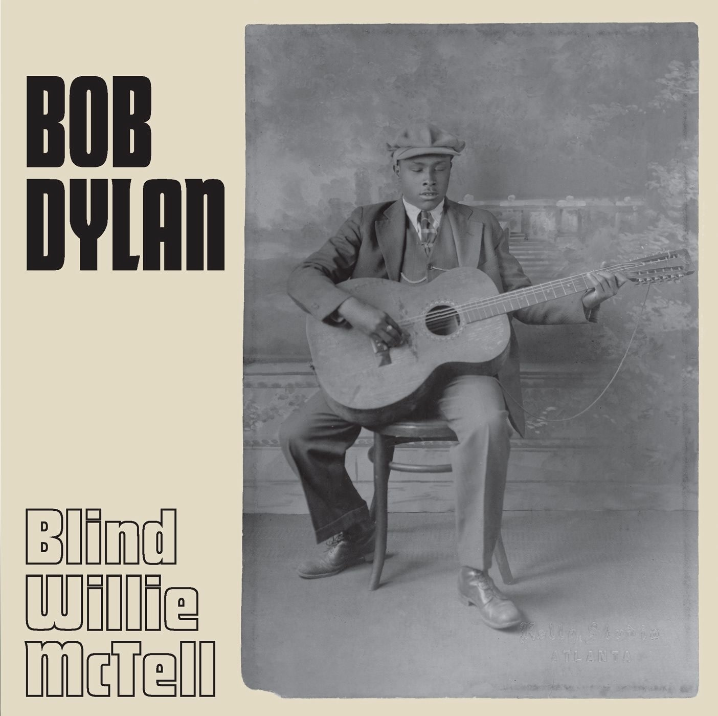 Third Man Records Bob Dylan - Blind Willie Mctell