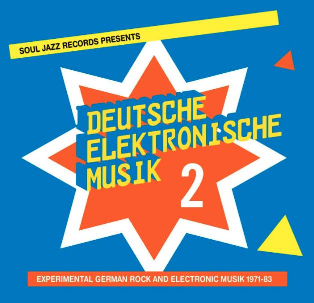 Soul Jazz Records Varioius - Deutsche Elektronische Musik 2 (LRS 2021)