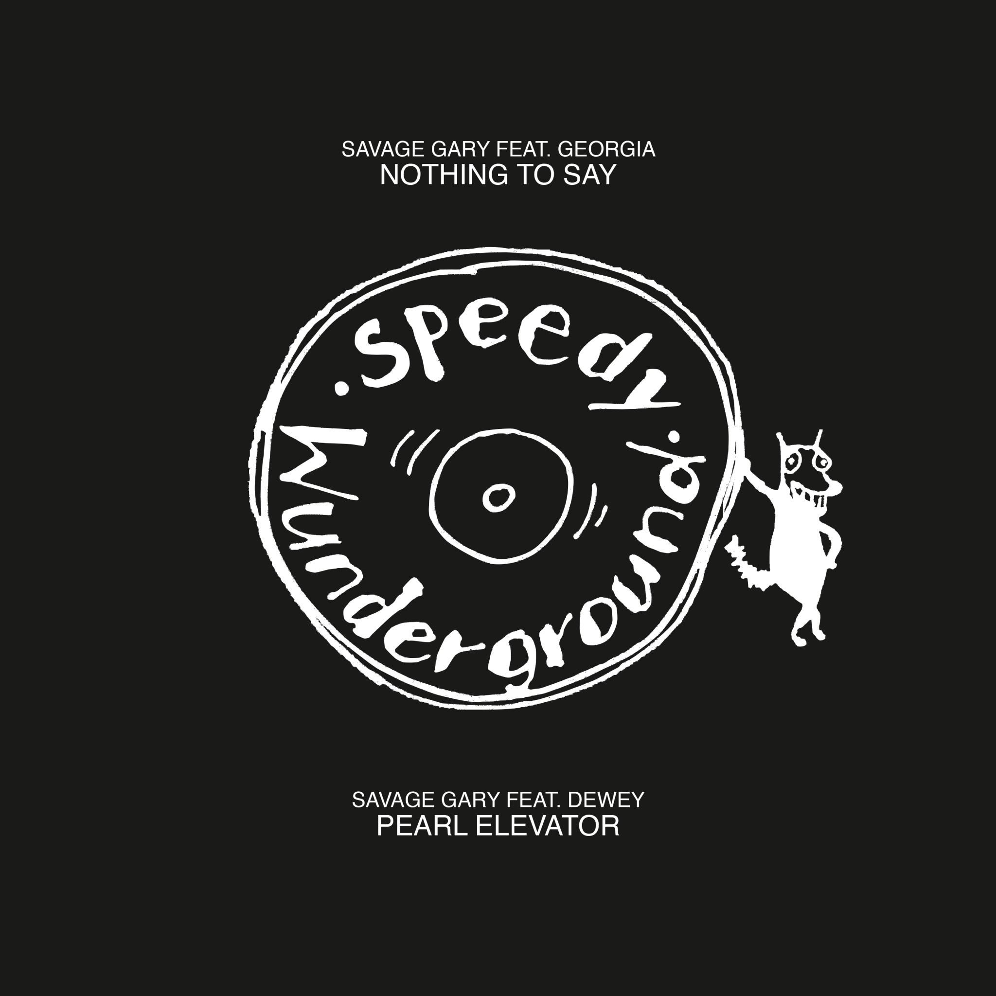 Speedy Wunderground Savage Gary feat. Georgia / Dewley - Quarantine Sampler 3 (LRS 2021)