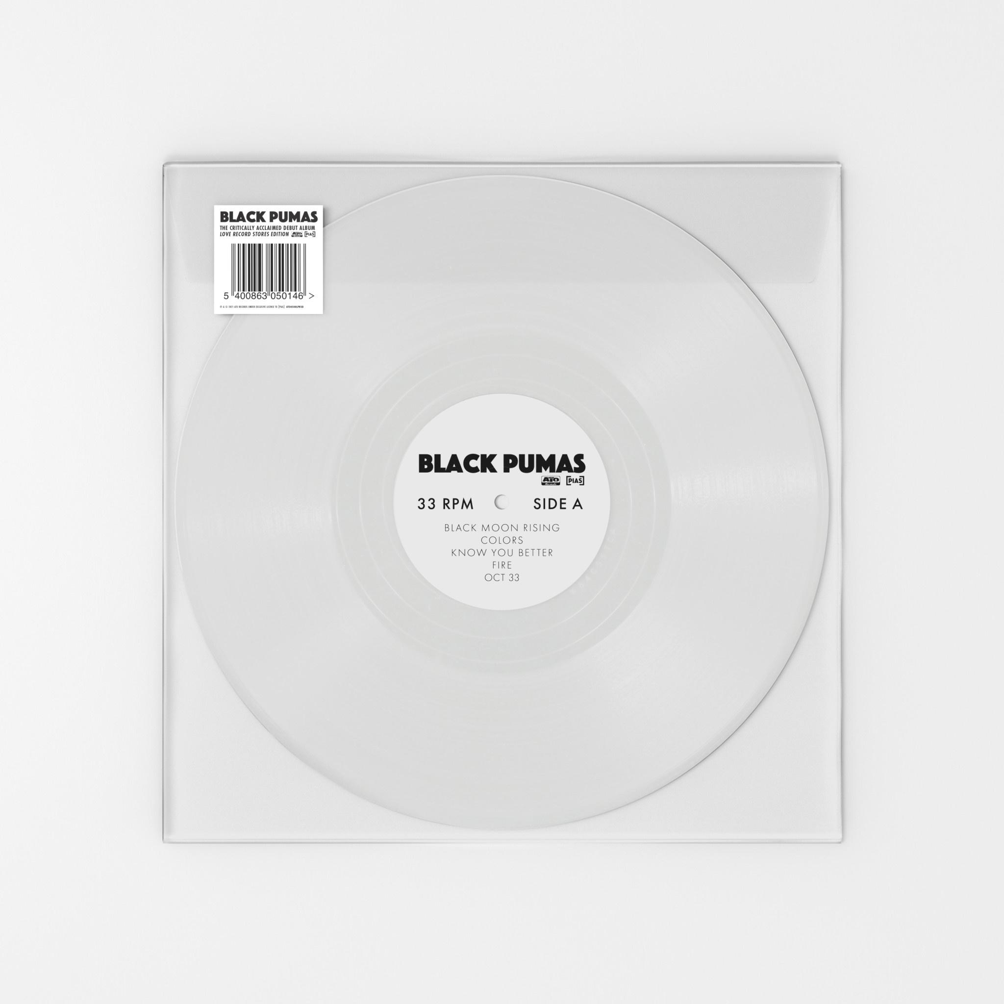 ATO Records Black Pumas - Black Pumas (LRS 2021)