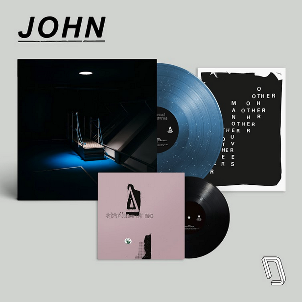 Brace Yourself Records JOHN - Nocturnal Manoeuvres (Dinked Edition)