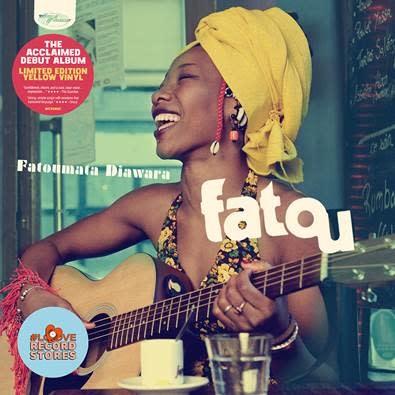 World Circuit Fatoumata Diawara - Fatou (LRS 2021)