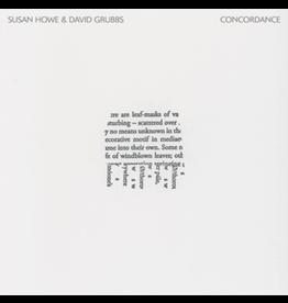 Blue Chopsticks Susan Howe & David Grubbs - Concordance