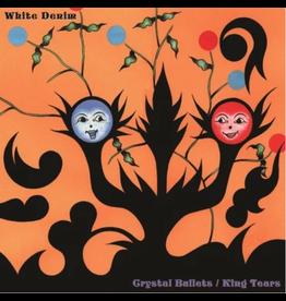 English Mallard White Denim -  Crystal Bullets / King Tears (Coloured Vinyl)