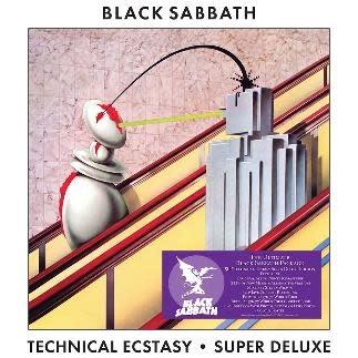 BMG Black Sabbath - Technical Ecstasy (Super Deluxe Edition)
