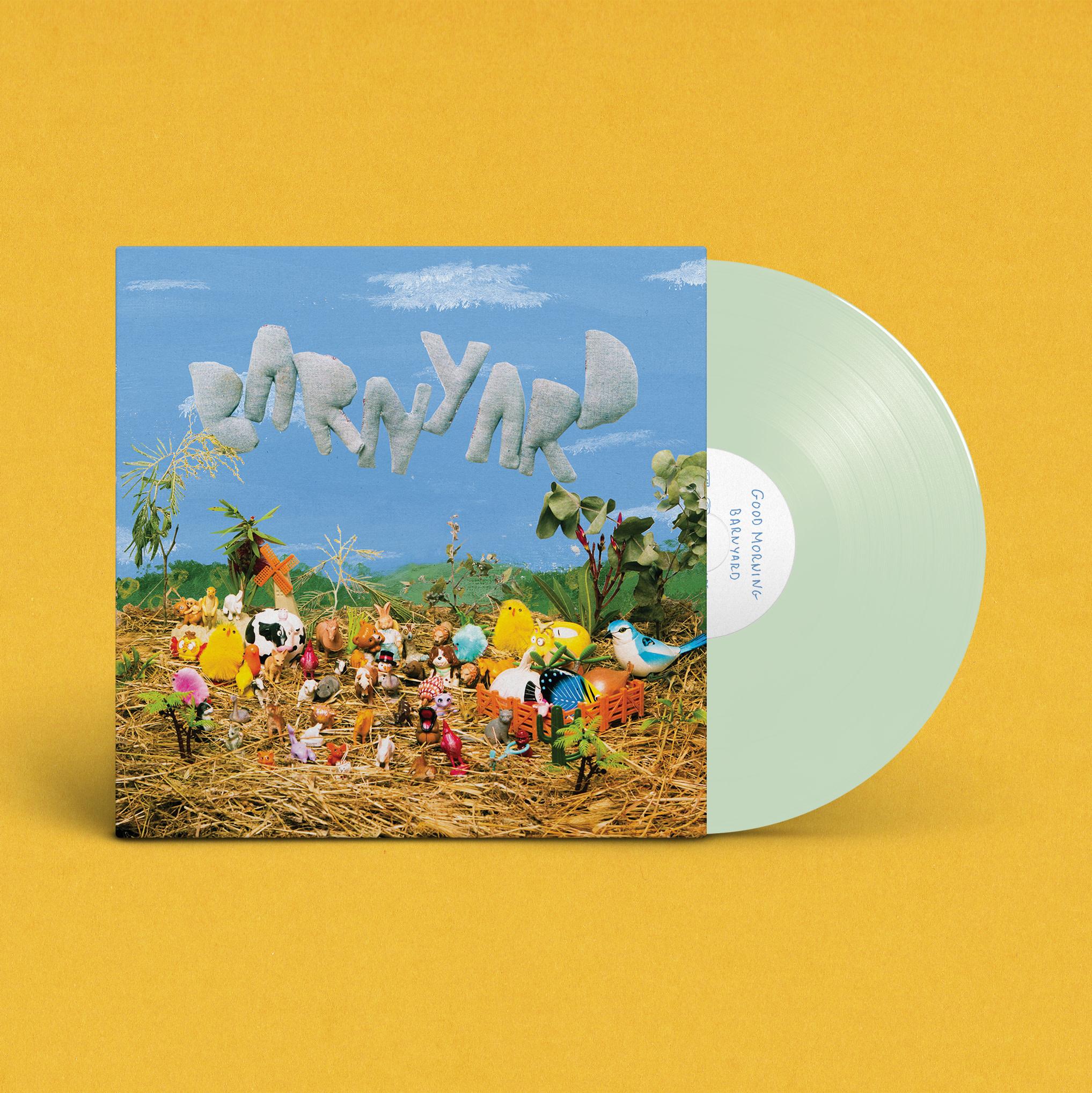 Polyvinyl Good Morning - Barnyard (Dinked Edition)