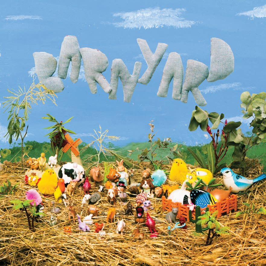 Polyvinyl Good Morning - Barnyard (Coloured Vinyl)