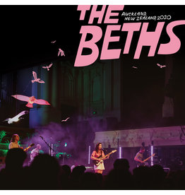 Carpark Records The Beths  - Auckland, New Zealand, 2020