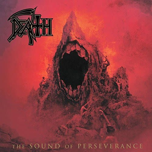 Relapse Records Death - The Sound Of Perseverance