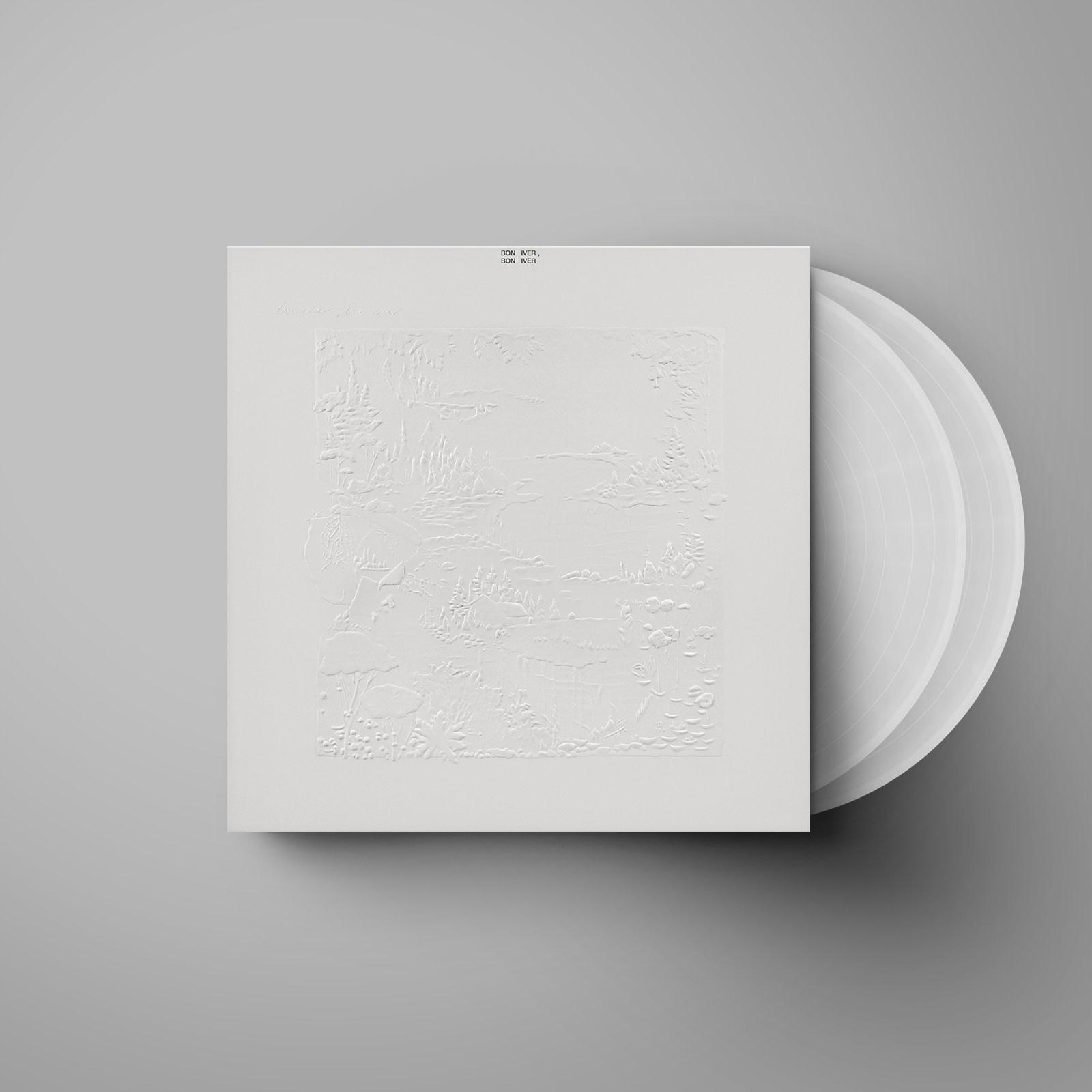 4AD Bon Iver - Bon Iver (10th Anniversary Edition)