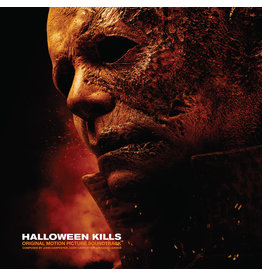 Sacred Bones Records John Carpenter, Cody Carpenter and Daniel Davies  - Halloween Kills: OST
