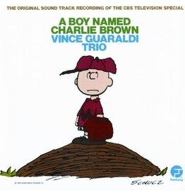 Concord Vince Guaraldi Trio - A Boy Named Charlie Brown