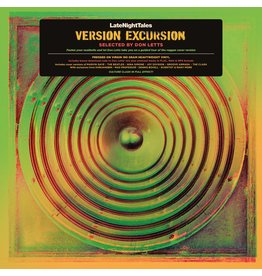 Late Night Tales Various - Don Letts - Late Night Tales presents Version Excursion