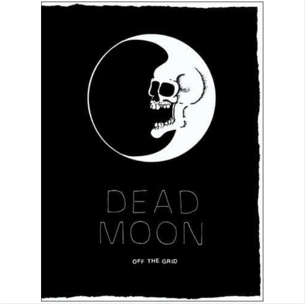 Tapete Records Dead Moon - Off the Grid