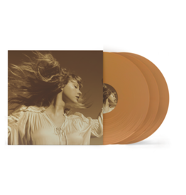 EMI Taylor Swift - Fearless (Taylor's Version) (Coloured Vinyl)