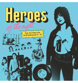 Reminder Records Various - Heroes of the Night