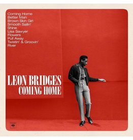 Sony Music Entertainment Leon Bridges - Coming Home