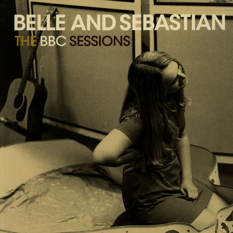 Jeepster Records Belle & Sebastian - The BBC Sessions