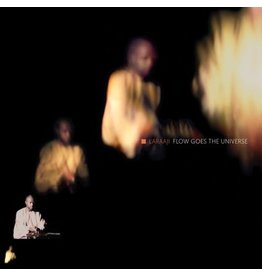 All Saints Records Laraaji - Flow Goes the Universe
