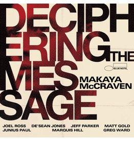 Blue Note Makaya McCraven - Deciphering The Message