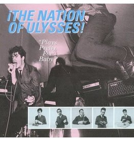 Dischord Records Nation Of Ulysses - Plays Pretty For Baby (Coloured Vinyl)