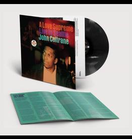 Impulse! John Coltrane - A Love Supreme: Live in Seattle