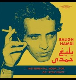 Sublime Frequencies Baligh Hamdi  - Modal Instrumental Pop of 1970s Egypt