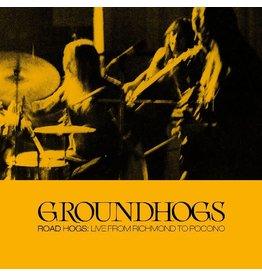 Fire Records The Groundhogs - Roadhogs: Live from Richmond to Pocon