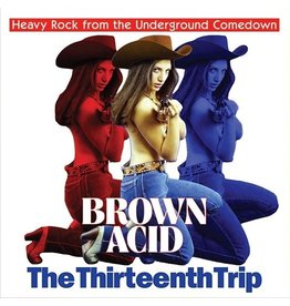 Riding Easy Records Various - Brown Acid: The Thirteenth Trip