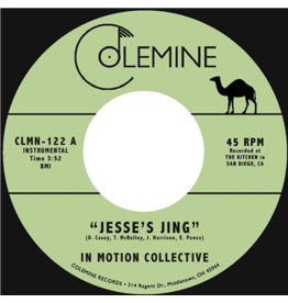 Colemine Records In Motion Collective - Jesse's Jing / M.T.A.