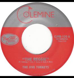 Colemine Records The Jive Turkeys - The Reggie