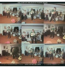Rhino Talking Heads -The Name of This Band is Talking Heads (Coloured Vinyl)