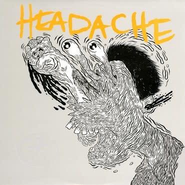 Touch and Go Records Big Black - Headache