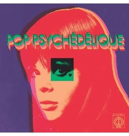 Two-Piers Various - Pop Psychedelique (CD)