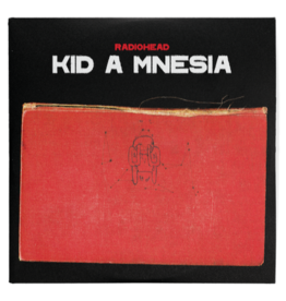 XL Recordings Radiohead - KID A MNESIA (Coloured Vinyl)