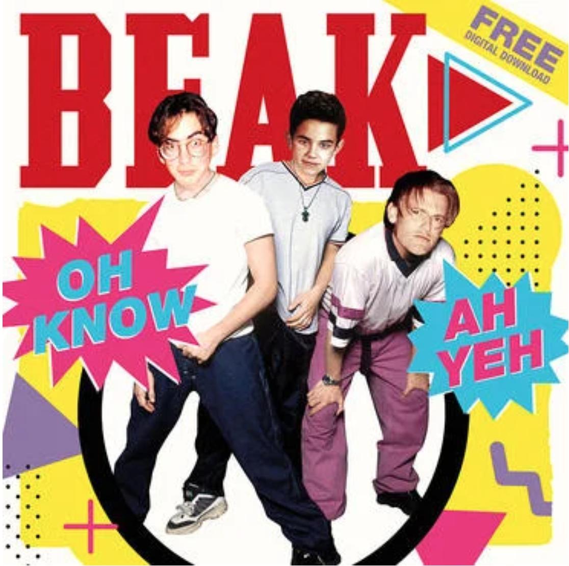 Invada Records Beak> - Oh Know