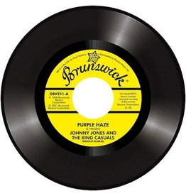 Outta Sight Johnny Jones & The King Casuals / Gene Chandler - Purple Haze / There Was A Time