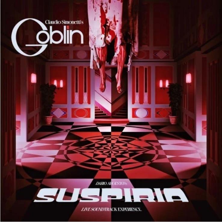 Svart Records Claudio Simonetti's Goblin - Suspiria - Live Soundtrack Experience