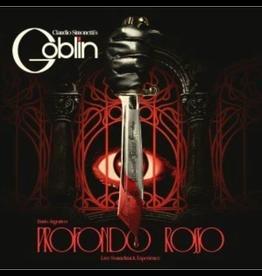 Svart Records Claudio Simonetti's Goblin - Profondo Rosso - Live Soundtrack Experience (Coloured Vinyl)