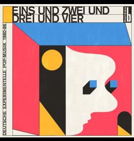 Bureau B Various - Eins Und Zwei Und Drei Und Vier - Deutsche Experimentelle Pop-Musik 1980-86